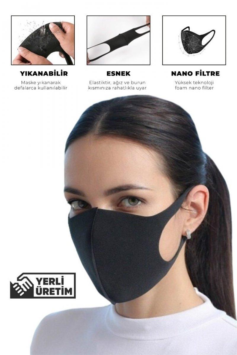 Gizce Bez Çanta + 1 Maske Hediye