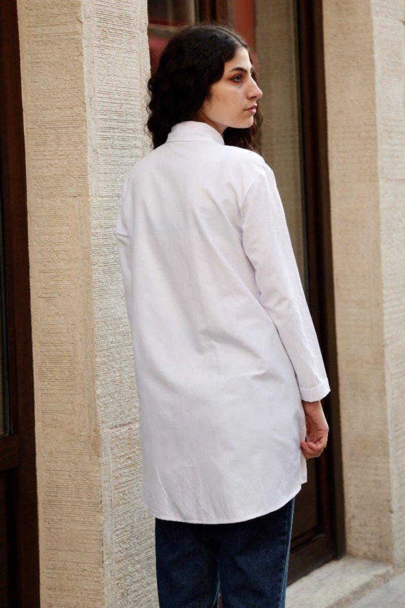 Tokyo Beyaz Gömlek